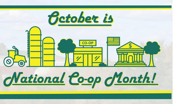 It's Co-op Month!