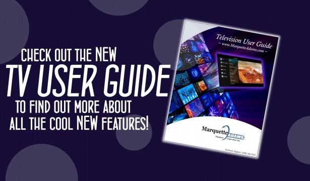 New TV User Guide