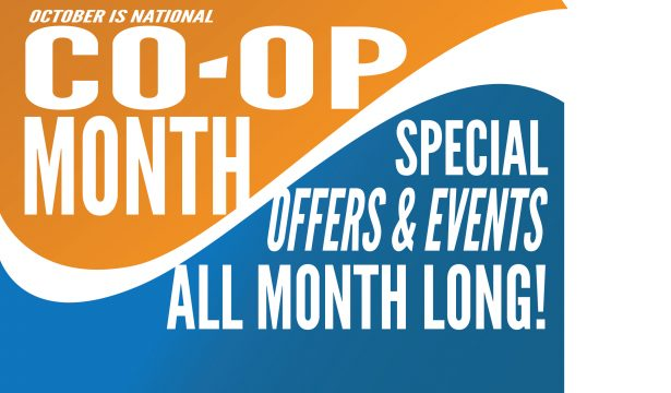 Co-op Month is Coming!